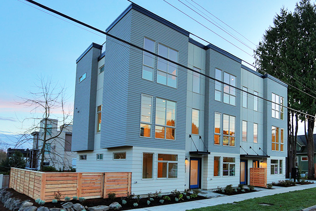 townhome at 2605 NW 64th St.